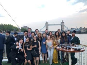 julie greene mba cohort london bridge