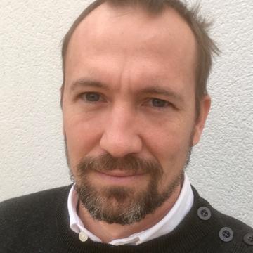 Rob Pettit's headshot